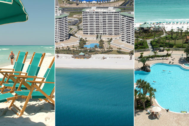 Silver Shells Resort Destin Florida